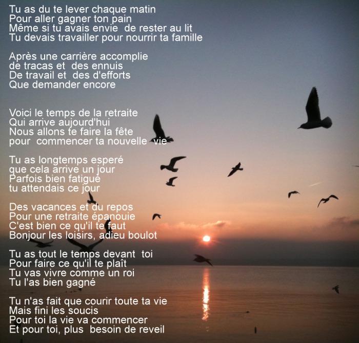 Poeme amour poeme retraite - Maman pour le meilleur et pour le reste ...